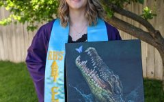 Righetti High School's Grace Schlereth wins Ian M. Hassett Foundation's Art Scholarship.